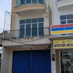 Ruko Srengseng Raya 3LT Strategisss Cocok untuk Kantor Bank Toko Bengkel