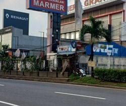 Tanah & bangunan komersial di jalan raya tangerang - BSD