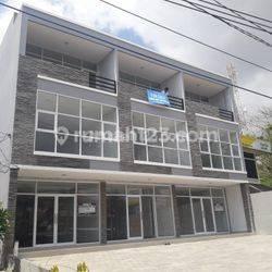 best price ruko baru 3 lantai di jalan utama by pass jimbaran