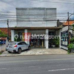 Bangunan Gallery Lokasi Strategis di Jl. By Pass Ngurah Rai Sanur
