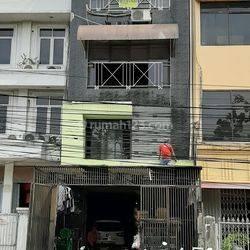 Dijual Home Office 5 lantai di Cideng Barat Raya - Full Furnish