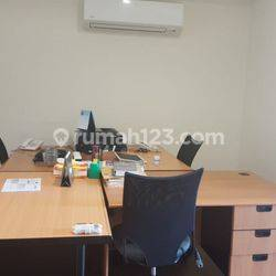 Turun Harga Office Space View Golf di The Mansion Kemayoran