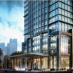 Office space Prosperity Tower, District 8 SCBD, 270m2, bare unit, hook, 2 view