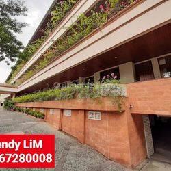 GEDUNG / HOTEL EXECUTIVE MANSION at Jl WIJAYA, KEB. BARU (FOR SELL)
