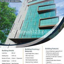 BRAND NEW OFFICE BUILDING IN KEMANG