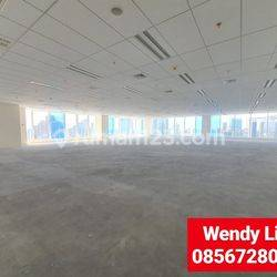 OFFICE SPACE STRATEGIS at GATOT SUBROTO CENTENNIAL TOWER 1498sqm