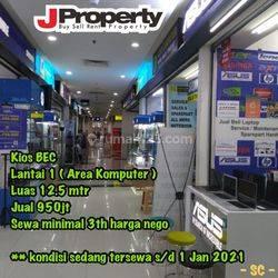 Kios BEC purnawarman Bandung