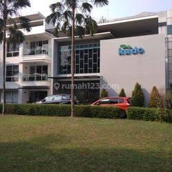 Gedung Komersial Lokasi Super Strategis Di Radio Dalam