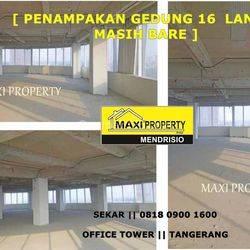 Office Building Sangat Mewah Lokasi Pusat Kota Tangerang Murah