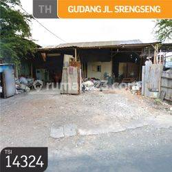 Gudang Jl. Srengseng, Jakarta Barat, 350 m², SHM