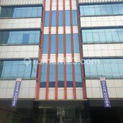 Gedung Komersil baru siap huni cocok untuk kantor dekat MRT H.Nawi Raya & MRT Cipete Fatmawati Raya Jakarta Selatan