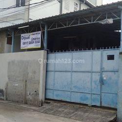 Pabrik siap pakai, luas di Kamal Muara, Penjaringan *RWCG/2020/07/0019-CHR*