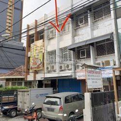 Ruko di Jl Kaji Petojo Utara Gambir Jakarta Pusat