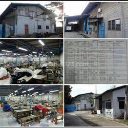 Pabrik Garmen, Luas 1900m, SHM Masih Beroperasi, Harga 25M, Lokasi di Sangiang Kutabumi - Tangerang - Banten