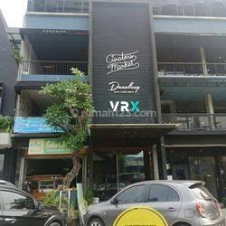 TerMURAH Gedung Ruang Usaha 4 Lantai jalan Kembangan Raya Puri Kembangan Puri Indah Jakarta Barat