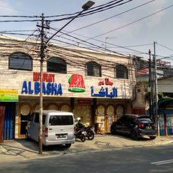 Ruko ex restoran 2 lantai di Raden Saleh, Cikini Menteng