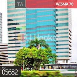 Kantor Wisma 76 Letjen S. Parman Slipi, Jakarta Barat