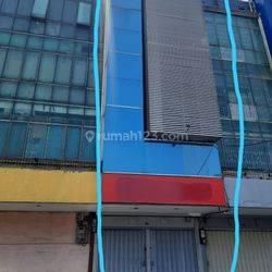 Ruko Deltamas Bandengan 4,5x15 Penjaringan, Jakarta Utara