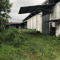 Pabrik Gudang di Gede Bage, Bandung