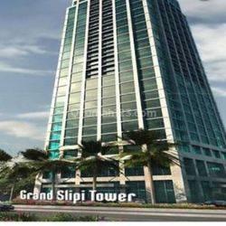 Space Lantai di GRAND SLIPI TOWER, Strategis Palmerah, Jakarta  Barat