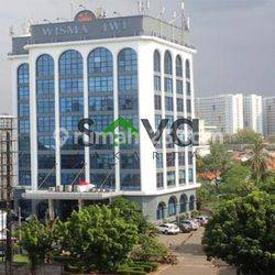 Office Space at Wisma IWI West Jakarta with Bare Condition OFC-A0107