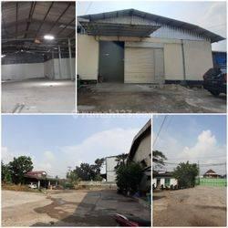 Gudang Bangunan Bagus, Lokasi Oke di Kayu Besar Kalideres