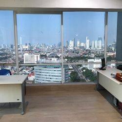 Grand Slipi Office Full Furnished View  : TA dan Petamburan