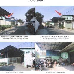 HOT ITEM!! Gudang Bagus Jl. Dipati Unus - Tangerang Lokasi Aman