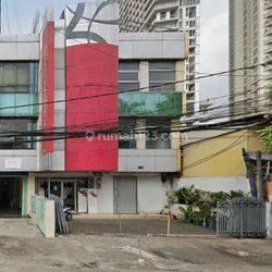 Ruko Murah Ex-Bank di Area Premium