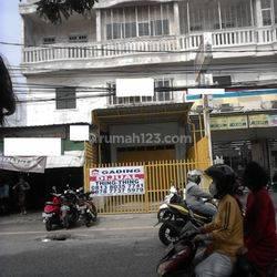 RUKO LOKASI JALAN RAYA di Kramat Jaya - Cilincing , NEGO