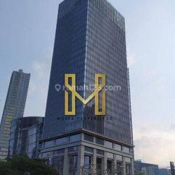 Ruang kantor di gedung mewah The Convergence - HR Rasuna Said, Jakarta Selatan