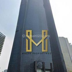 Ruang kantor di gedung mewah Bakrie Tower - Epicentrum, HR Rasuna Said, Kuningan, Jakarta Selatan
