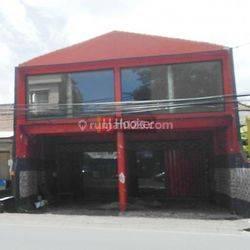 Ruko lokasi strategis cocok untuk bisnis di Jl. Imam Bonjol Pemecutan Klod