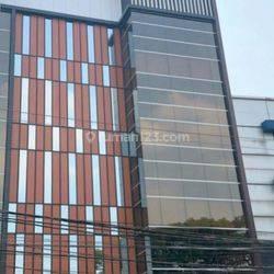 Gedung Kantor di Jl. Abdullah Syafei Tebet Jakarta Selatan