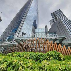Office Space at World Capital Tower South Jakarta with Bare Condition OFC-A0259