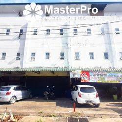 Bangunan Kos dan Kios 9 Unit Ruko