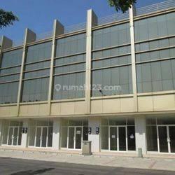 Ruko WallStreet - HGB - Green Lake City - Green Lake City - Jakarta Barat