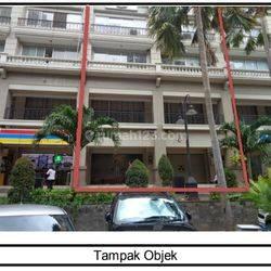 Rukan / Ruko Gandeng Dua GSA (Garden Shoping Arcade) Central Park, Jakarta Barat.