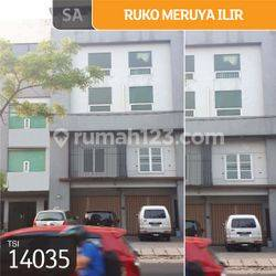 Ruko Meruya Ilir, Jakarta Barat, 4,5x15m, 4 Lt