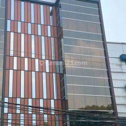 gedung di Jl. Abdullah Syafei, Jakarta Pusat.