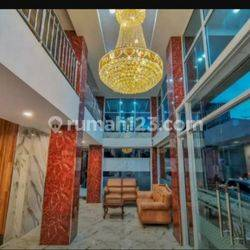 rumah kost income bagus,bangunan super , fasilitas mewah,kost full terus