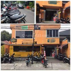 Ruko Ex Cafe daerah Bendungan Walahar Benhil