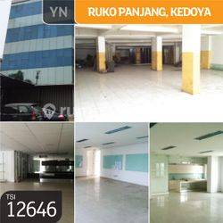 Ruko Panjang, Jakarta Barat, 180 m², 5½ Lt, HGB