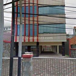 Gedung Perkantoran Murah Cikini 1 No.3A, Menteng, Jakarta Pusat