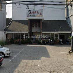Ex Resto daerah Samanhudi Sawah Besar