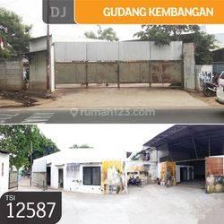 Gudang Kembangan, Jakarta Barat, SHM