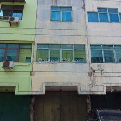 Ruko Pangeran Jayakarta Komplek Artha Center Pang Jay, Mangga Dua. St-RK495