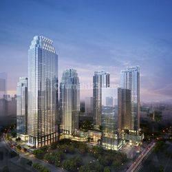 Perkantoran District 8 Office Space (SCBD) 284m2 - Brand New Unit