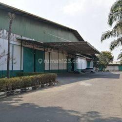 Gudang kelapa gading, free ipl, bagus, loading dock, murah, strategis