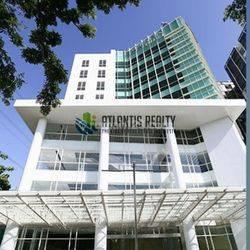 office building di bintaro jaya, gedung perkantoran parkson office building bintaro jaya
